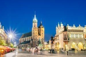 Białka Tatrzańska - Wieliczka -Kraków