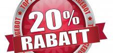 Lato 2020 z Rabatem 20 %