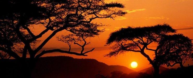 Trzydniowy Pakiet SPA Słońce Afryki