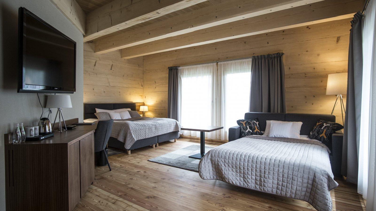 Deluxe+ room