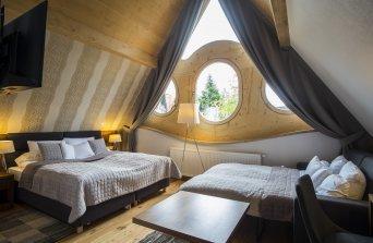 Comfort+ room