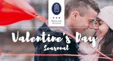 Valentinstag-Paket