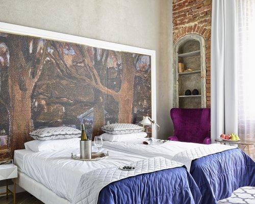Standard Castle Room