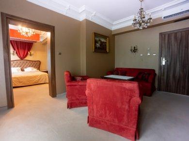 Apartament Family De Lux w Hotelu