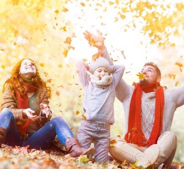 Jesienny wypoczynek  -40%