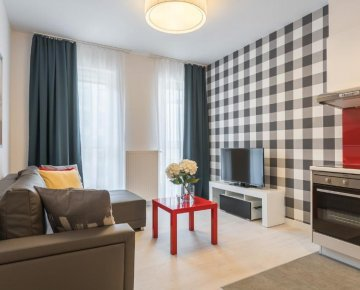 One-Bedroom Apartment - DĄBROWSKIEGO