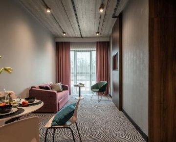 APARTAMENT CZTEROOSOBOWY - HOTEL ZOO