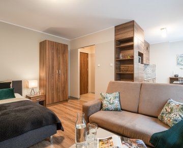 Studio Apartment 3 people - Wierzbowa