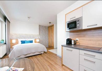 Apartament premium z balkonem