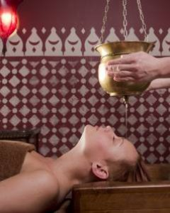 Ayurveda Shirodhara Massage