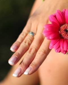 Zabieg SPA na dłonie + manicure