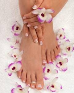 Tajski masaż stóp i nóg 30 min.