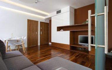 Apartament Superior z balkonem