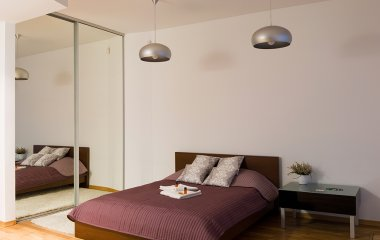 Apartament Standard z balkonem