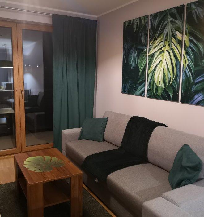 """Apartament """"Zielony Przylądek"""""""
