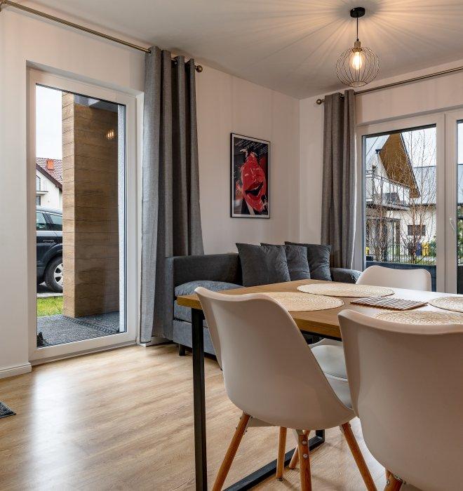 """Apartament ,,Łebski Żleb"""""""