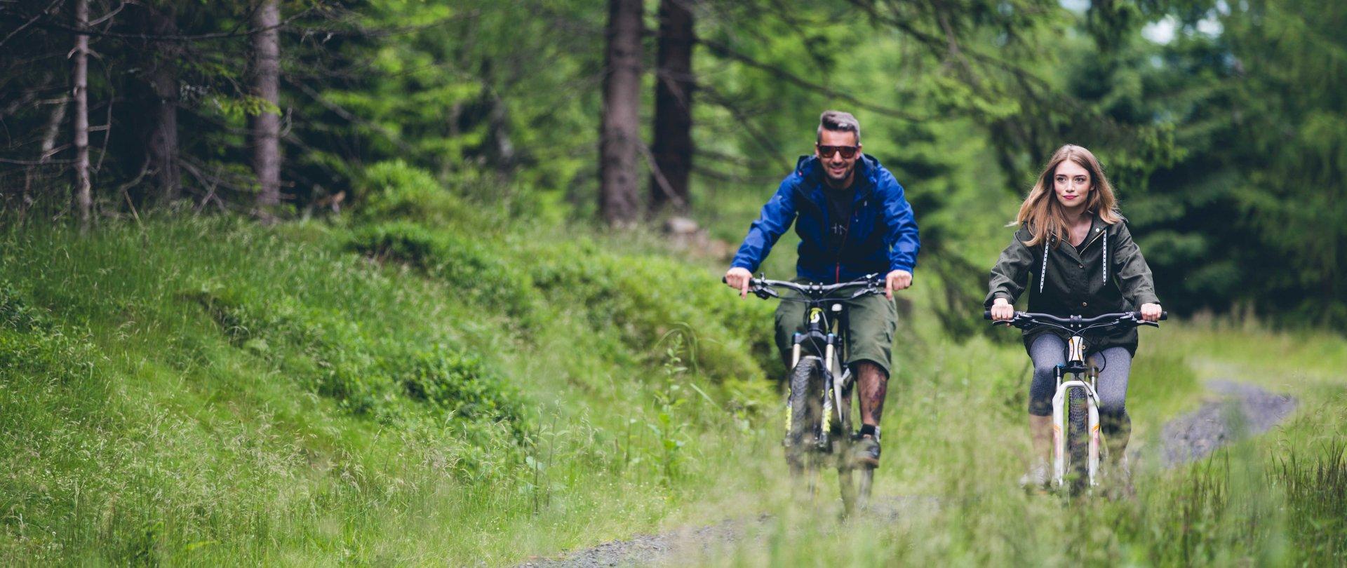 Rowerem w Góry