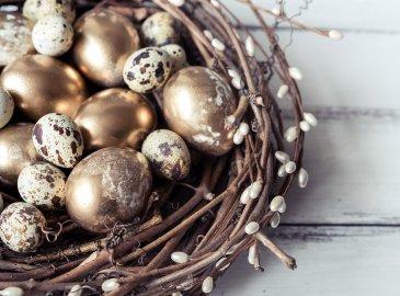 Święta Wielkanocne 2020 w Górach Izerskich