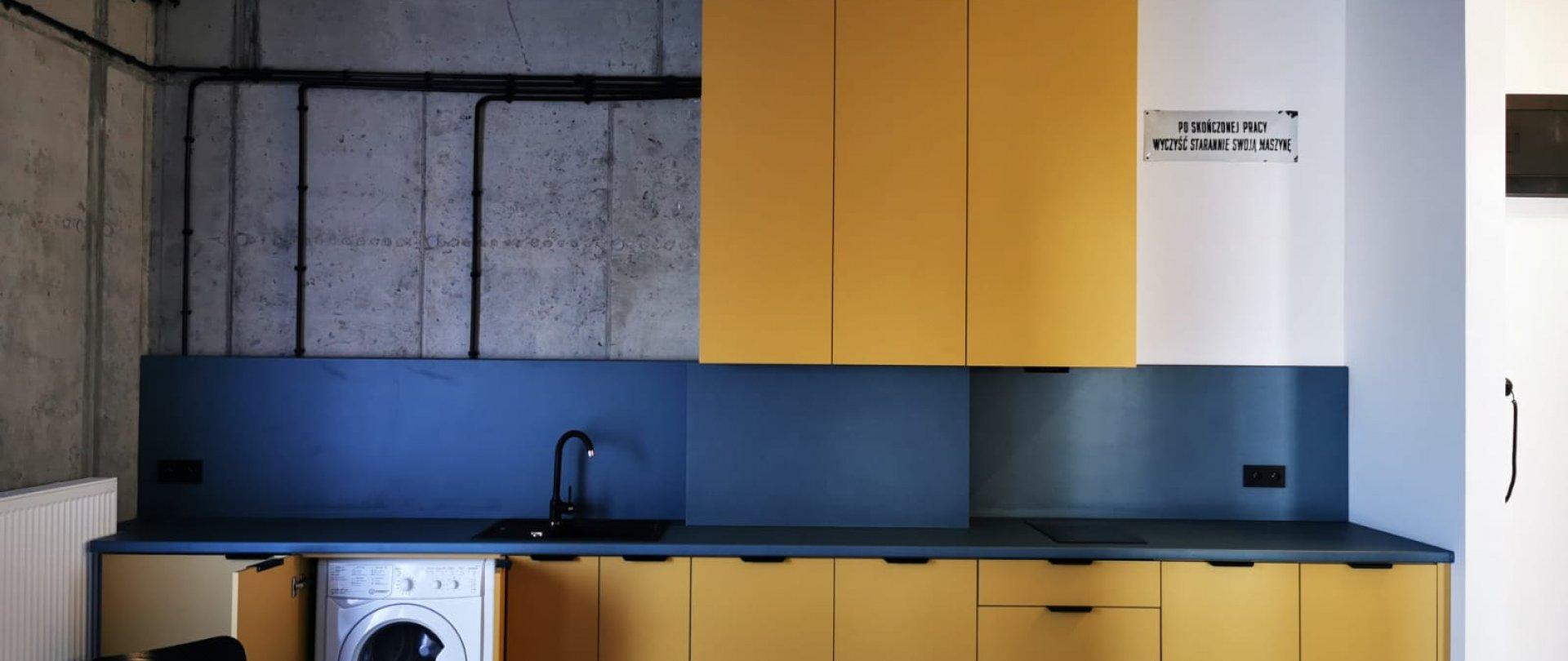 Apartament z aneksem kuchennym w Fabryce II