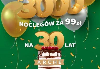 Promocja urodzinowa 30lat!
