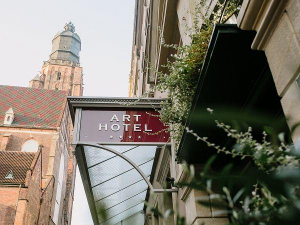 Art Hotel za pół ceny-Polska, zobacz więcej