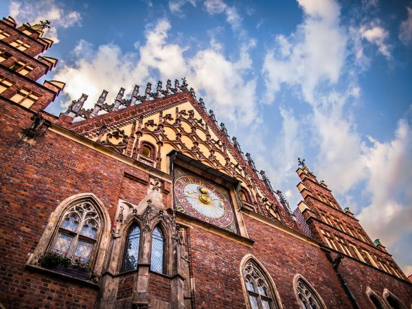 Holiday in Wroclaw