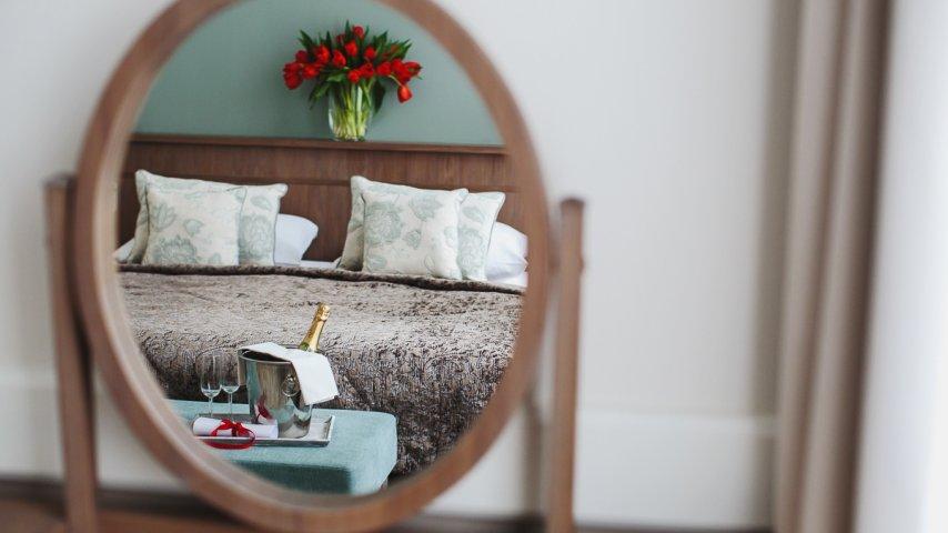 Gutschein für einen romantischen Aufenthalt im Art Hotel