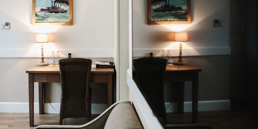 Home Office w Art Hotelu