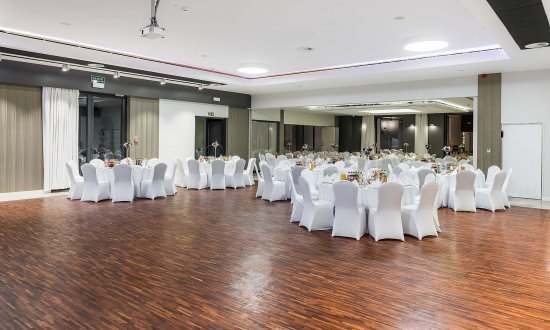 Banqueting hall ABC