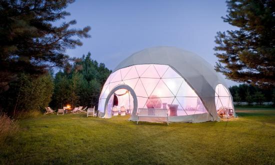 Namiot Sferyczny