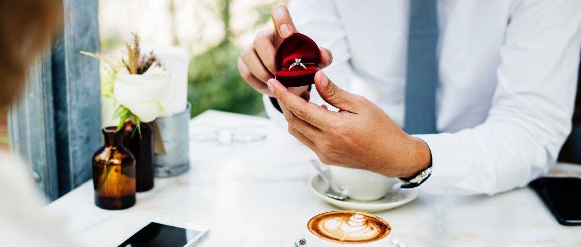 Idealne zaręczny
