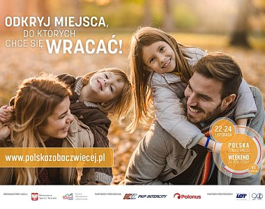 Poland - see more. Half-price weekend!