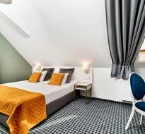 Pokój dwuosobowy z 1 łóżkiem i klimatyzają