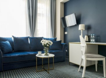 Pokój czteroosobowy typu Premium (Apartament)