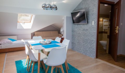 5-person Room with a kitchenette
