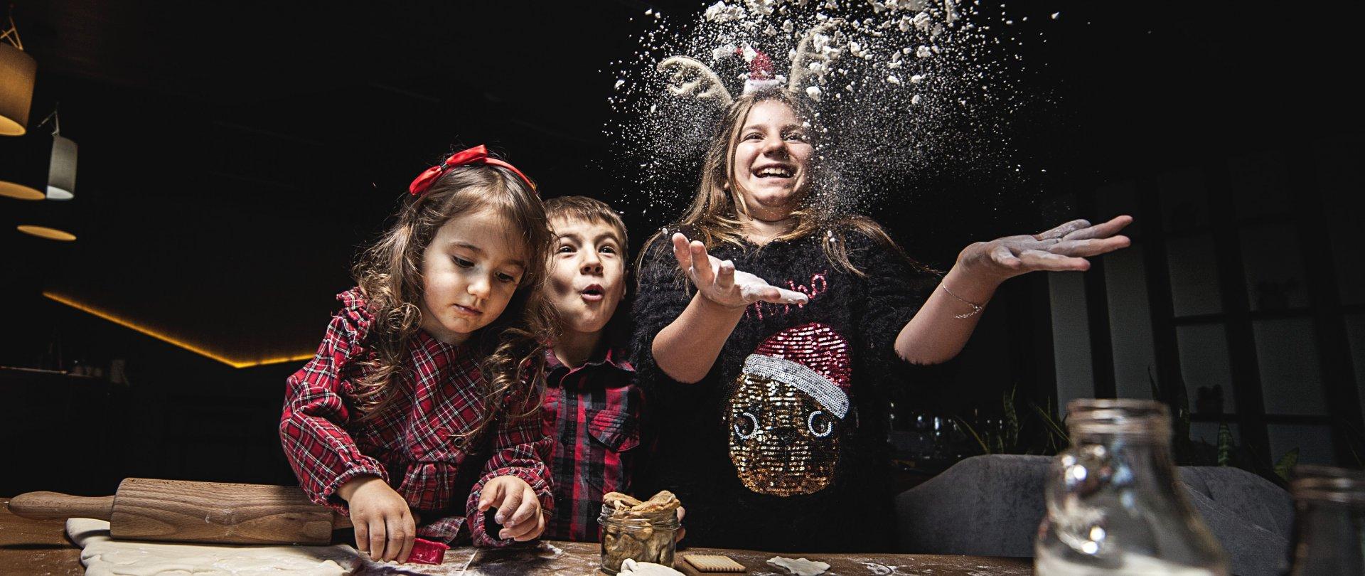 Rodzinne Boże Narodzenie w Bacówce Radawa & SPA****