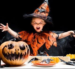 Halloween w Bacówce