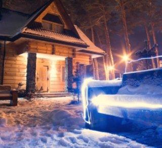 Zima 2021 w Bacówce z pełnym wyżywieniem