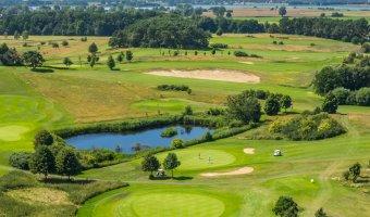 Golf-Auftakt am Balmer See