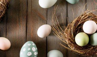 Easter at Balmer See