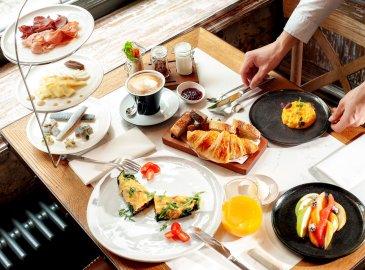 Nicht erstattungsfähiges Angebot mit Frühstück