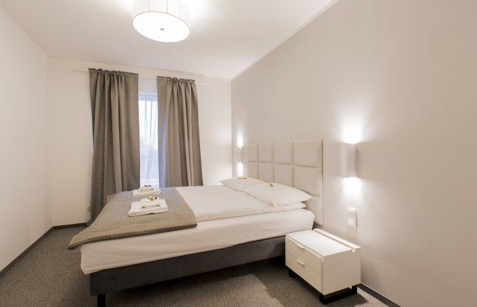 Apartament Comfort z widokiem