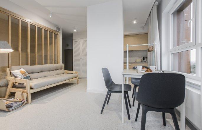 Apartament Classic S- SOPOT z widokiem