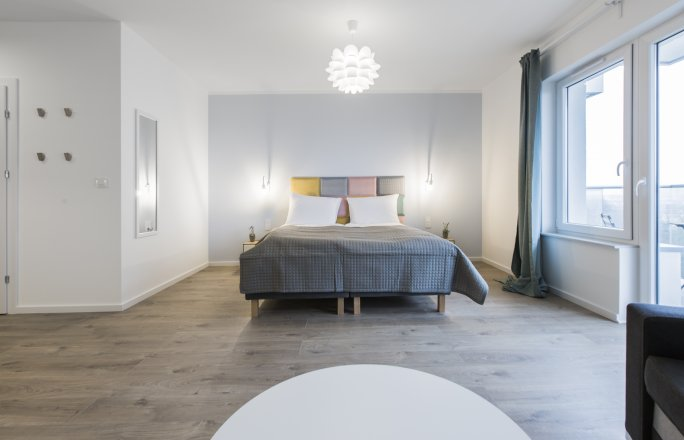 611- Apartament Classic z widokiem
