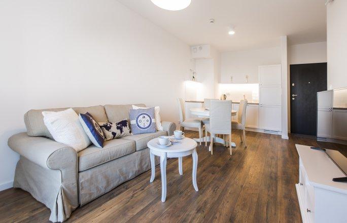 Quadruple Apartment Comfort