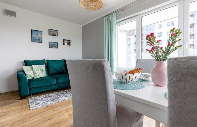 602 - Apartament Comfort z widokiem