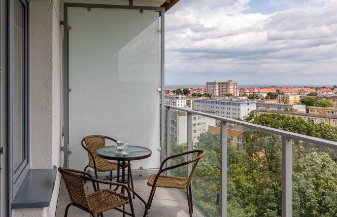 911 - Apartament Classic Plus z widokiem