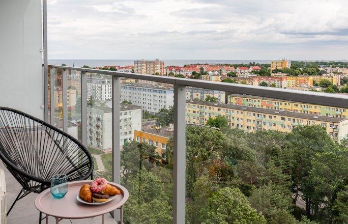 1206 - Apartament Classic Plus z widokiem