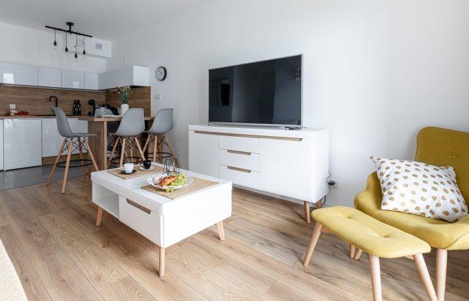 612 - Apartament Comfort z widokiem