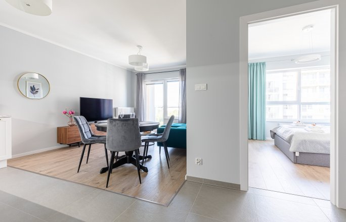 A94 - Apartament Comfort Plus z widokiem